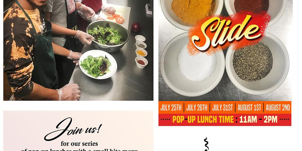 Learn & Earn Pop-Up Restaurant