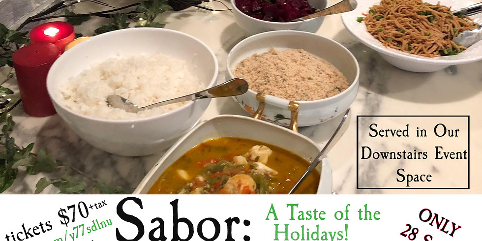 Sabor: A Taste of the Holidays