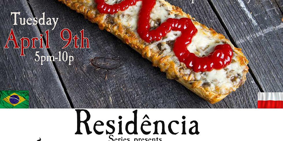 Residência: Zapiekanki Pop-Up Dinner for Pittonkatonk