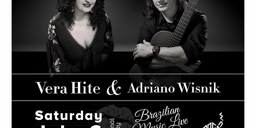 Live and Acoustic Brazilian Music with Vera & Adriano