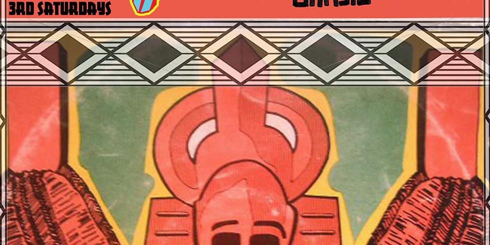 Afroheat! at Casa 3rd Saturdays w/ Dj SMI