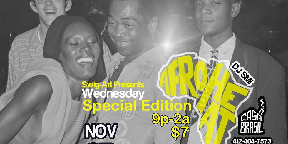 Afroheat! at Casa Special Edition w/ DJ SMI