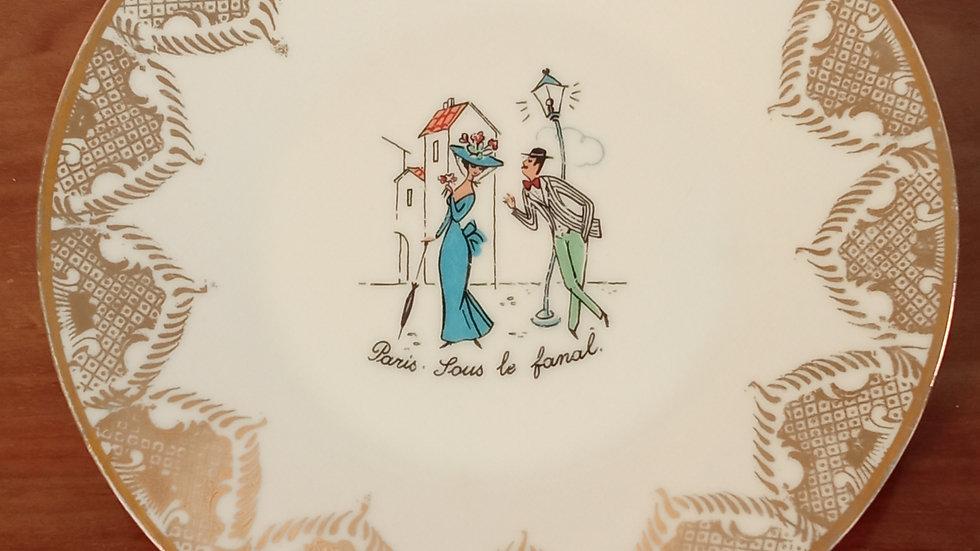 Ceramica Hutschenreuther Bavaria. Anni '50.