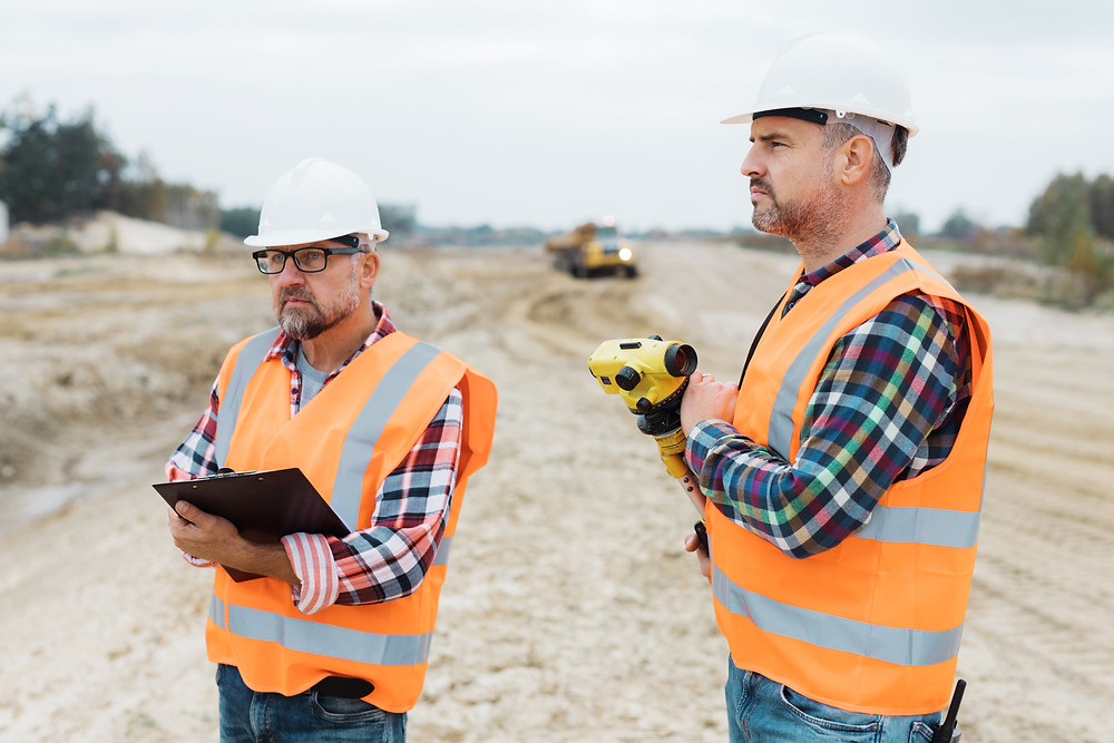 Two engineering managers in the field using Custella for task visibility on field agents