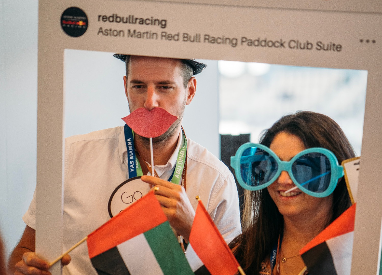 redbull racing x 16k agency