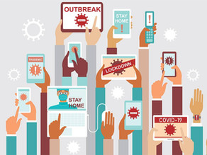 The role of social media in the midst of social distancing