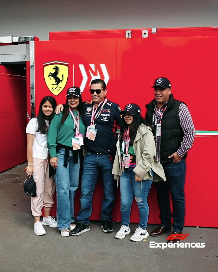 F1 x 16k agency