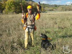 Upland Hunting-Pheasant