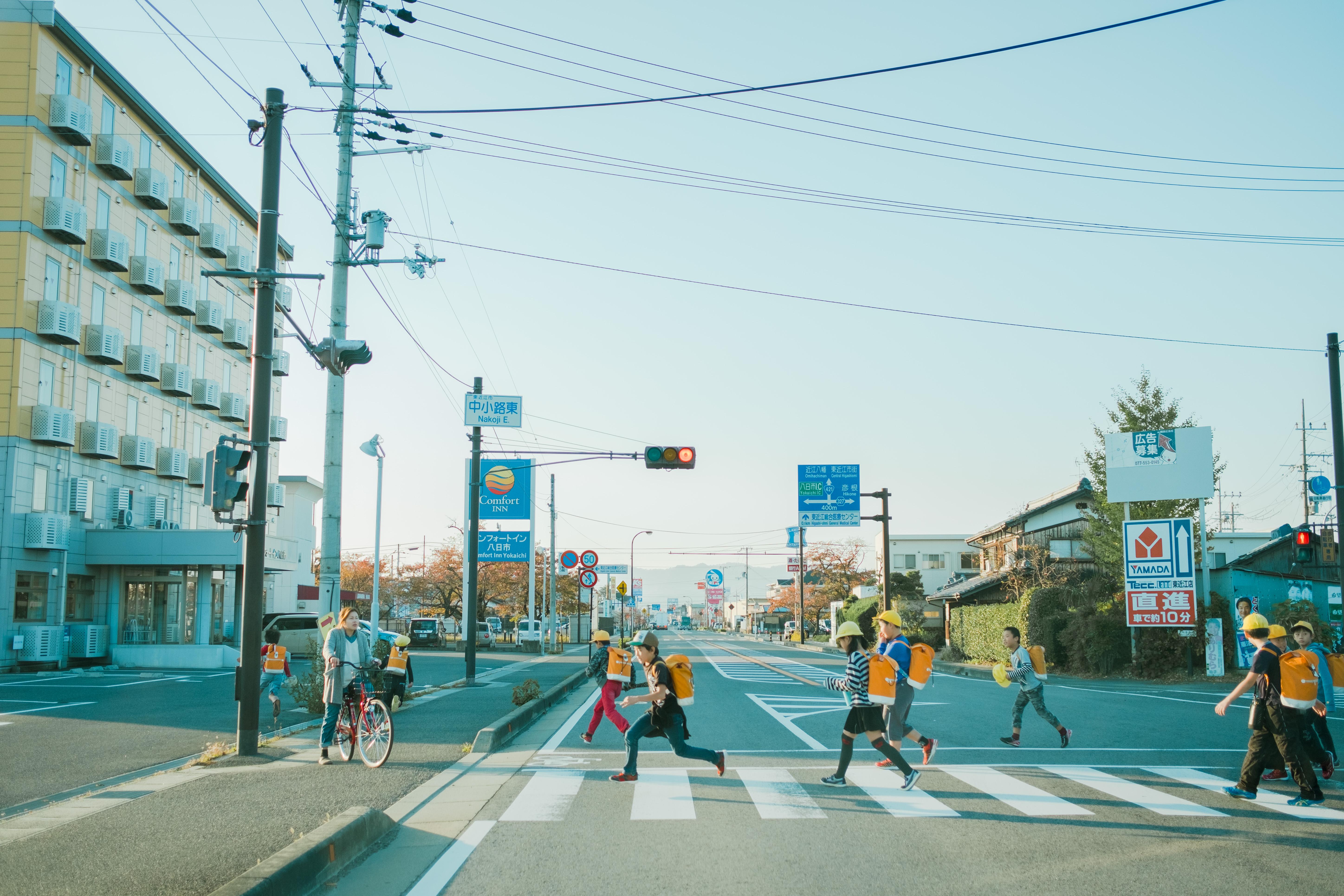 Japan, 2017