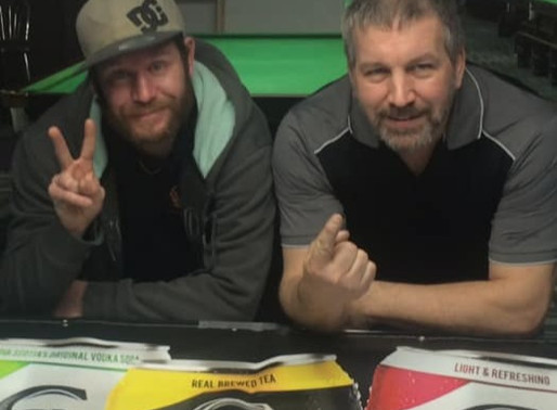 Brimicombe Sweeps Aside Kynock At Metro AAA Snooker #6