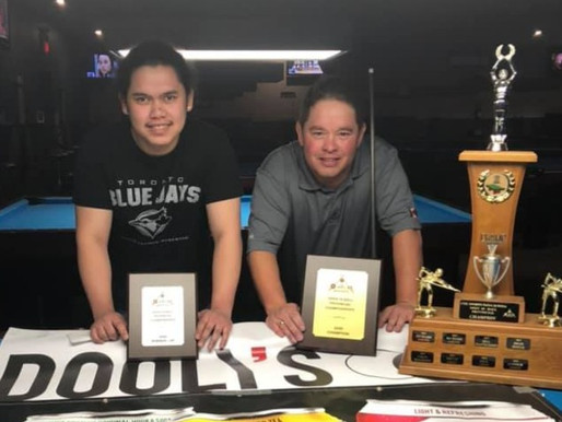 Maloney Adds 2nd CSNS Open 10-Ball Championship To His Resume Winning 2020
