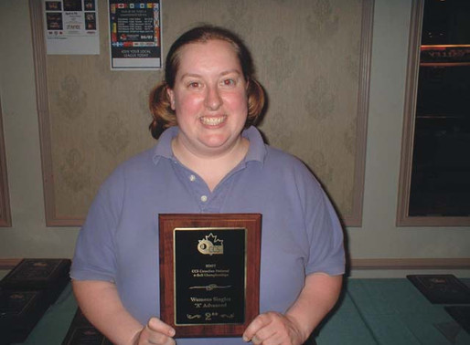 Ritcey Captures Her 4th Eastern Canadian 9-Ball Ladies Championship Taking 2019