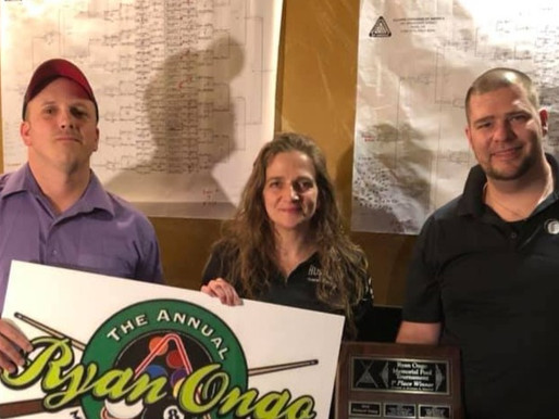 Belding Downs Sylliboy For 2020 Ryan Ongo Memorial 8-Ball Ladies Title