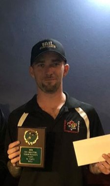 Gulliver Claims 2019 CCS Maritime 8-Ball Open Singles Division