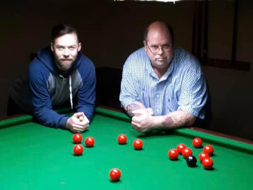 MacEcahern Bests Fequet In Northern Open Snooker #4