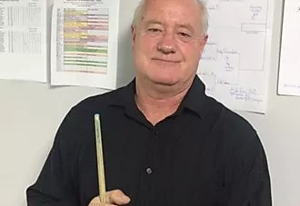 Cote Whitewashes Skinner At Metro Open Snooker #6