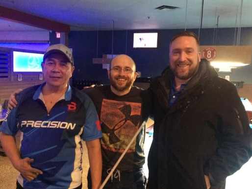 Nok Rocks The 2020 Field To Defend Annual Metro Pool League 2-Point Tournament