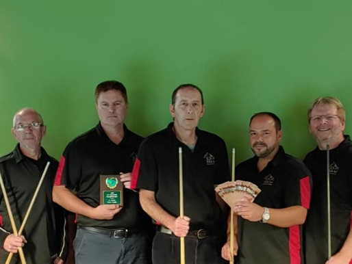 2019 CCS Maritime 8-Ball Open Team Title Goes To Affleck Construction