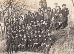 4. 中学校入学記念 (1955年