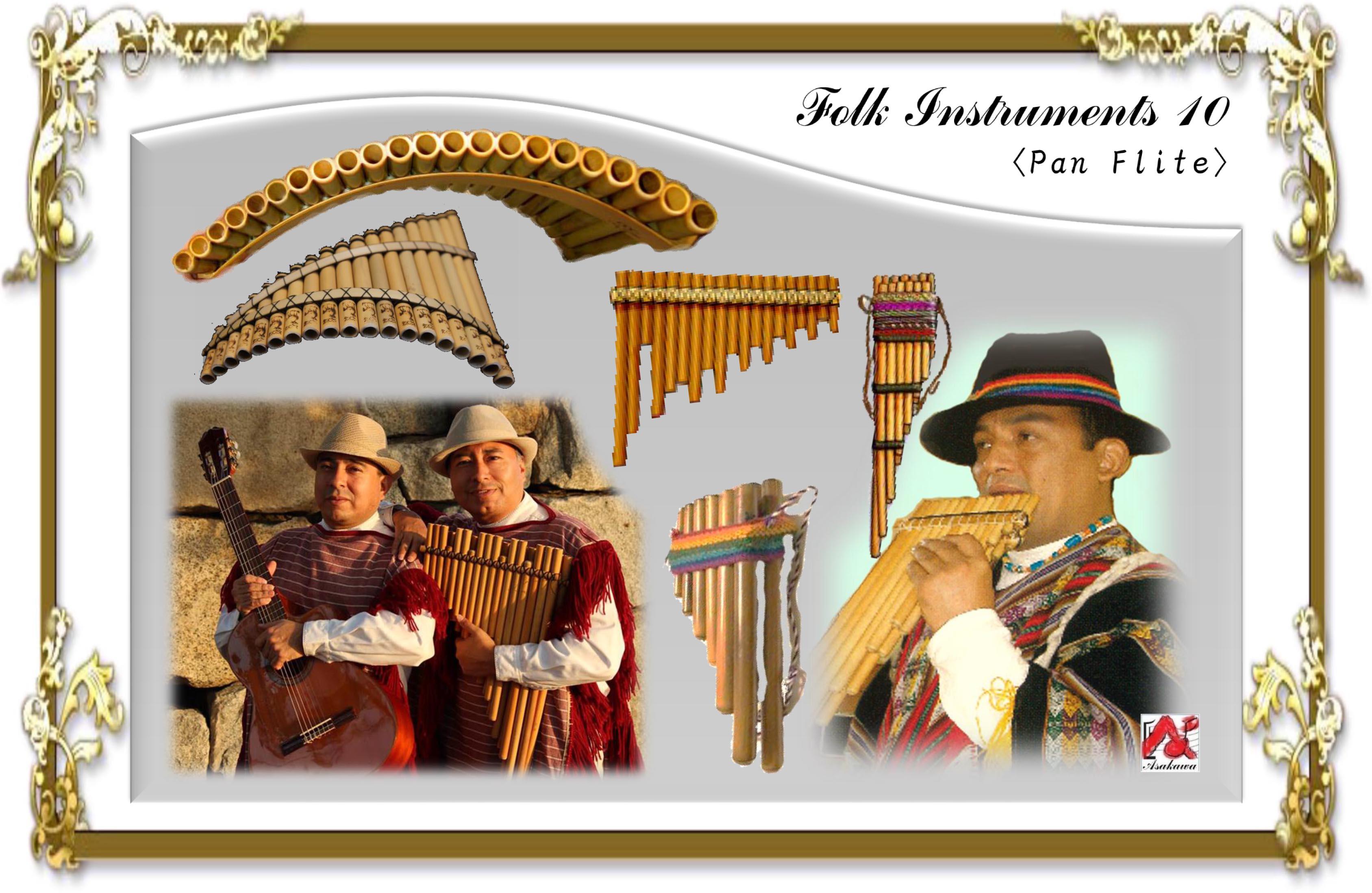 民族楽器の画像-10