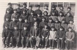 3. 小学校卒業記念 (1955年)