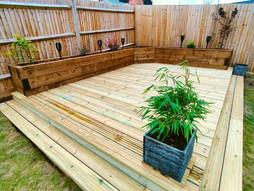 Garden in progress Andover