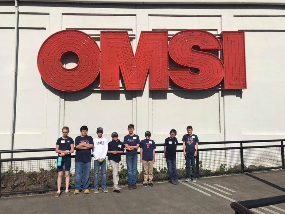 6th grade OMSI