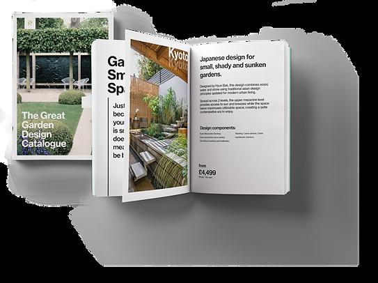 Nash Landscapes Great Garden Design Catalogue