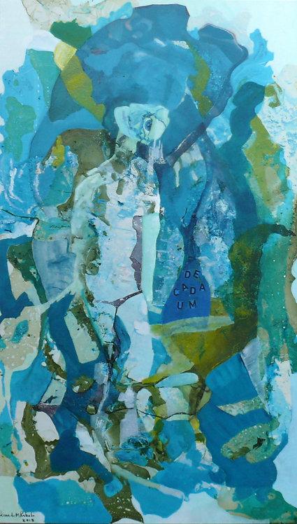 O OLHAR DE CADA UM  | 120 x 70 cm