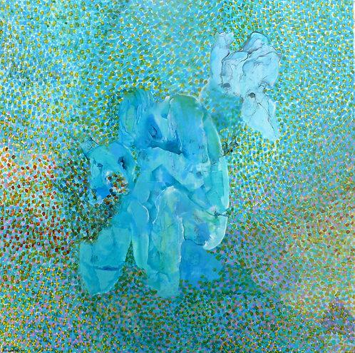 MELHORES AMIGOS  | 150 x 150 cm