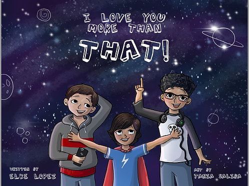 I Love You More Than That!