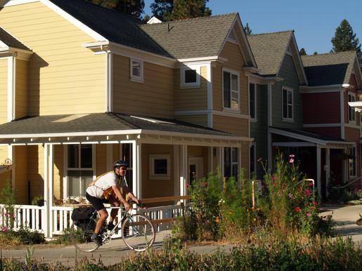 NC bike, Credit McCamant & Durrett Archi