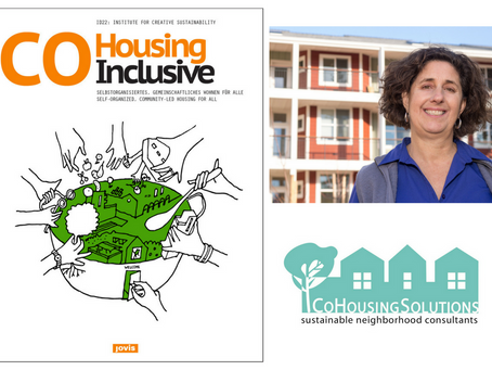 Katie's Statement for CoHousing Inclusive