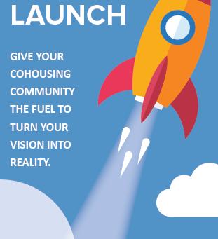 Let's Launch Cohousing!