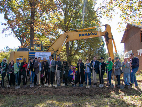 Village Hearth Cohousing Breaks Ground!