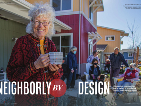A great feature with CoHousing Solutions and clients