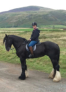 Shelley on Shire horse Rosie.jpg