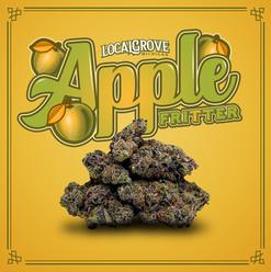 Grove apple fritter