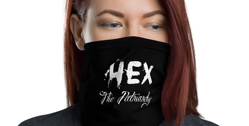Hex the Patriarchy Gaiter/Mask