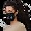 Thumbnail: Witch Ambigram face mask