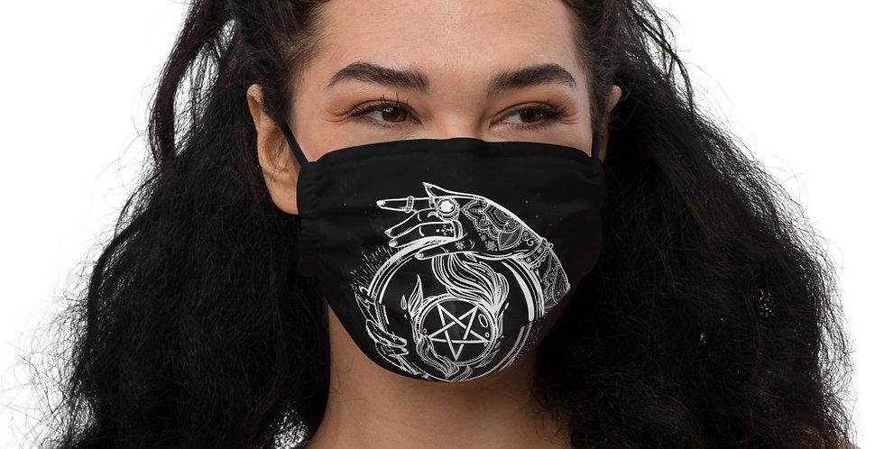 Crystal Ball face mask
