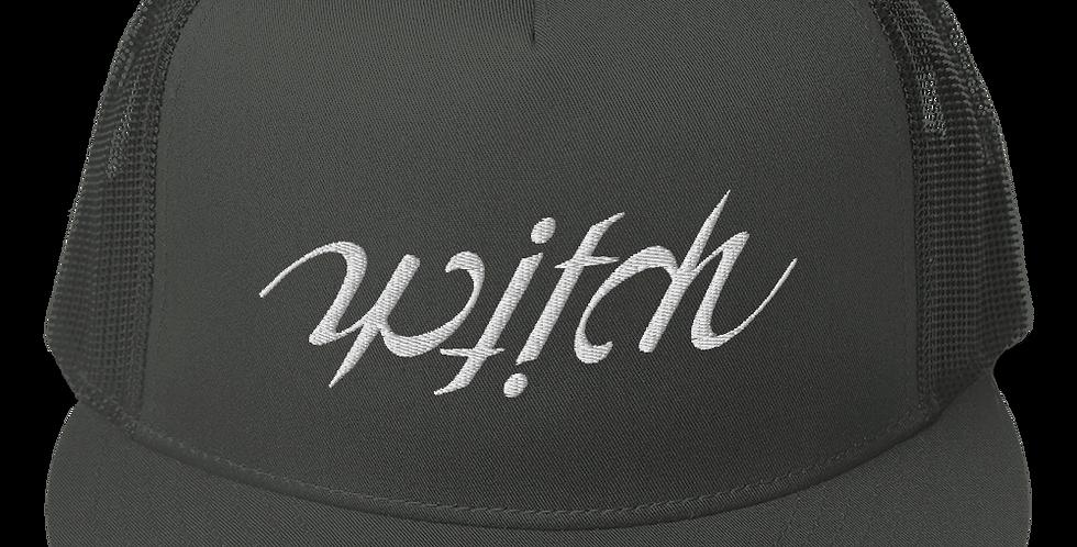 Witch Ambigram Snapback
