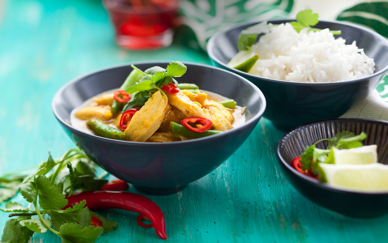 Vibrant Vegan Curry Cooking Class