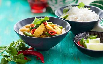 Shicken Thai Vegan Ready Meals