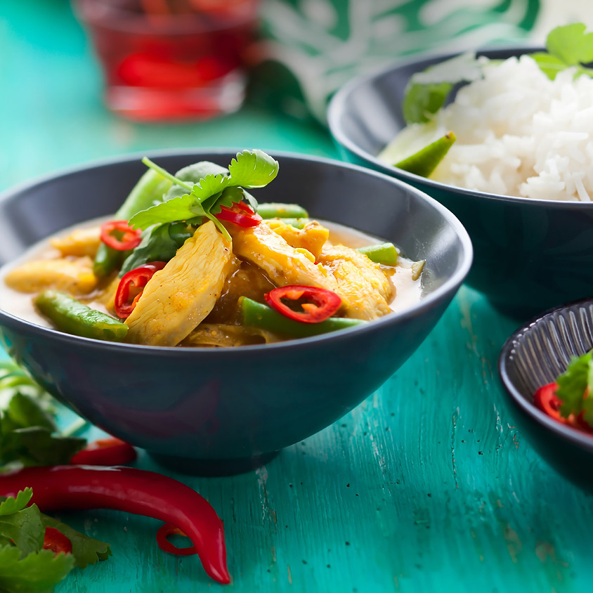 Flavors of Thailand ~ 5 PM