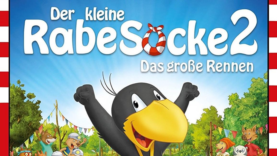 Der kleine Rabe Socke 2 – Das große Rennen