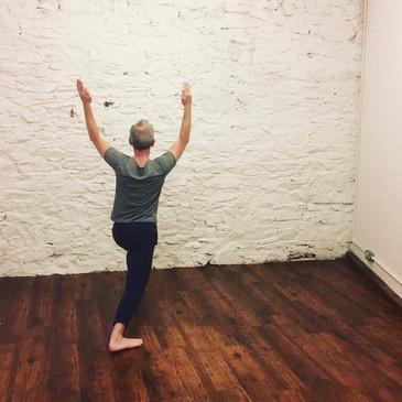 Kevin Mitchell - Yoga Teacher