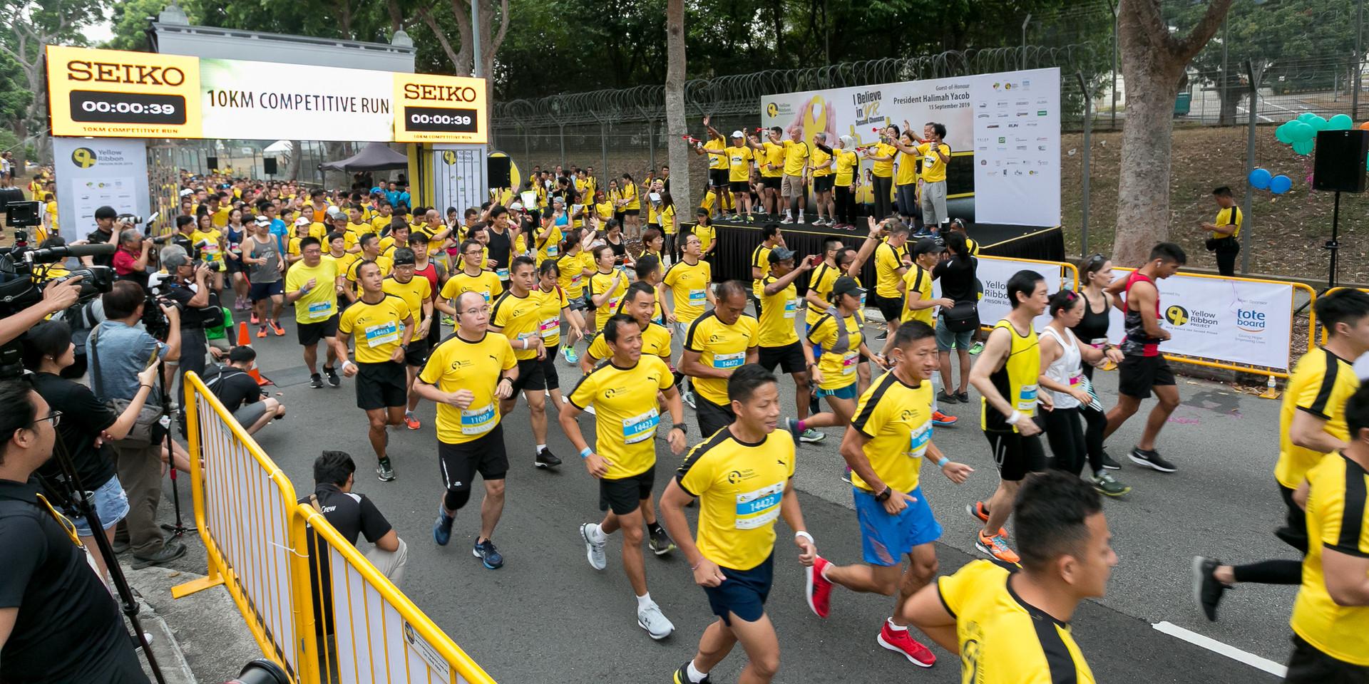 YellowRibbonRun 2019 15thSept 2019 -IS-4