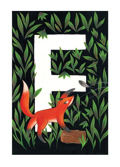 'F is for Fox'