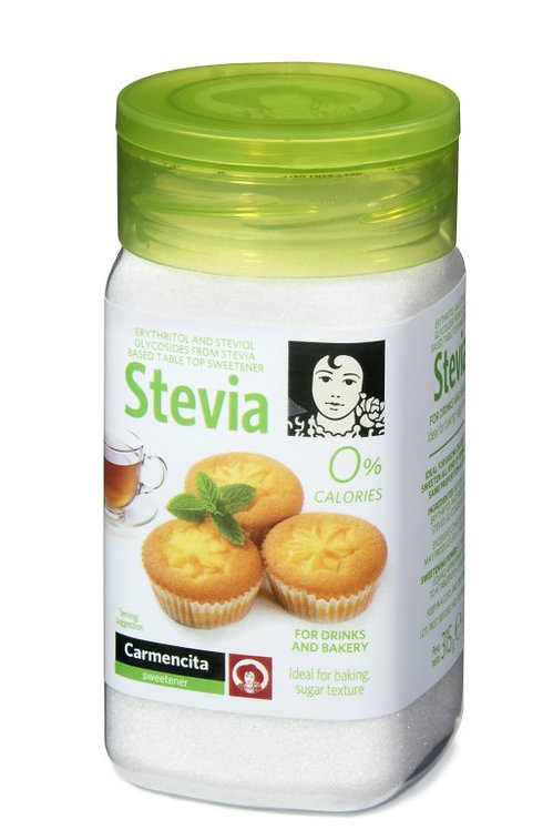 Stevia Based Table-Top Sweetener Sugar Texture
